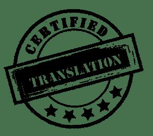 Traduzioni giurate italiano arabo - Agenzia di Traduzioni