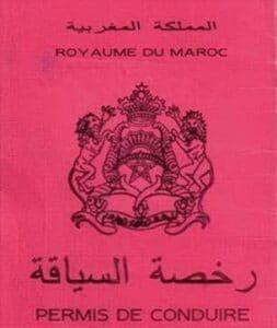 traduzione patente marocchina
