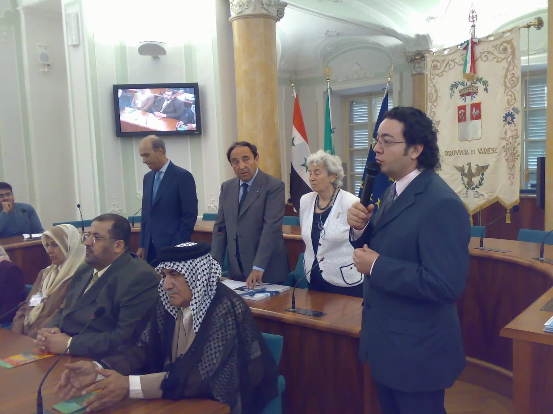 traduzioni arabe in provincia di varese
